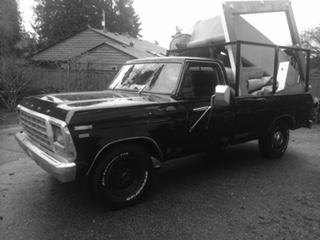 Seatac Junk Truck