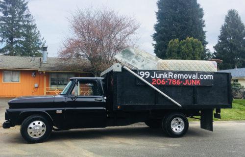 Mercer Island Junk Removal Company